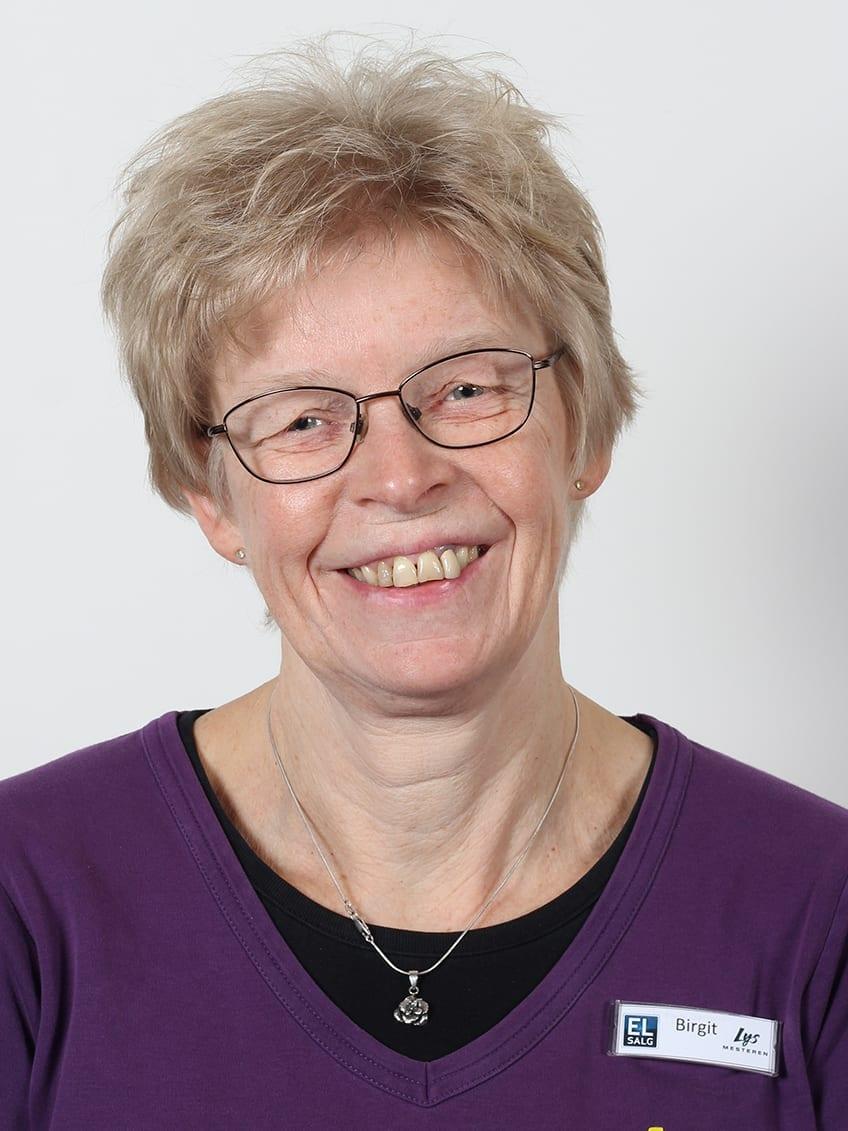 Birgit Knudsen