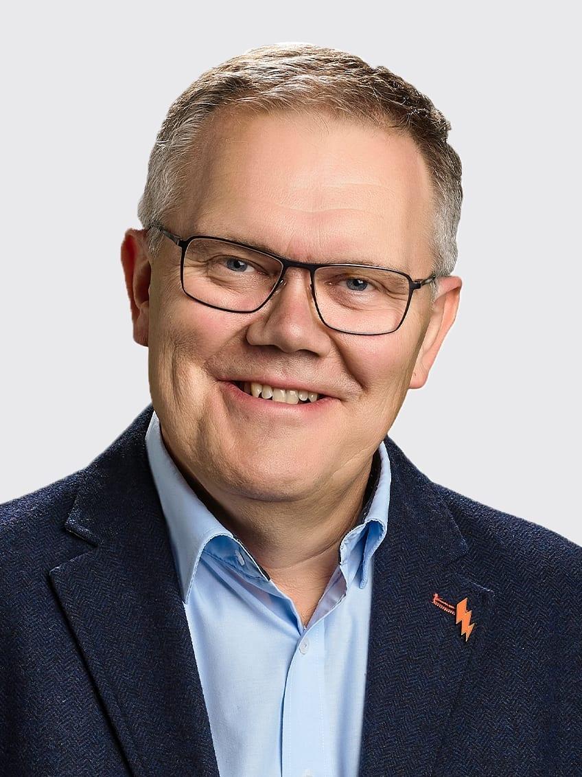 Steen Kjærgaard Pedersen