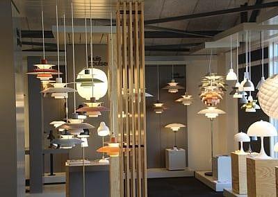 Lampebutik i Skive